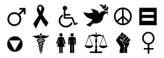 symbols_humanrights